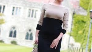 maternity clothes uk posh product review zoe custom maternity dress