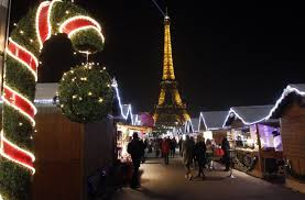 paris christmas markets holiday cheer in 2016 and 2017