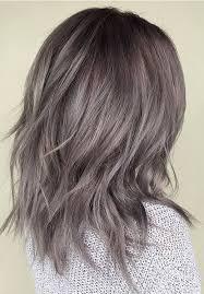 silver brown hair mushroom brown hair wow to koloryzacja tego sezonu various