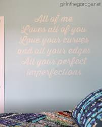 why i drew all over my wall song lyric art girl in the garage if there s a song that has special meaning to you turn the lyrics into art