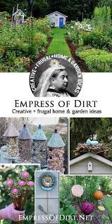 598 best quirky gardening images on pinterest garden crafts
