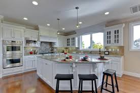 large kitchen islands with seating and storage 3883