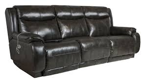 southern motion power reclining sofa double reclining sofa with power headrest by southern motion wolf