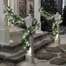 best 25 pre lit christmas garland ideas on pinterest pre