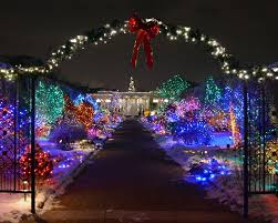 trail of lights denver top 5 colorado christmas activities trailing away