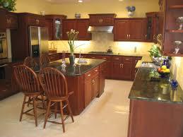 kitchen furniture kitchen colors with dark cherry cabinets