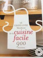 le grand livre marabout de la cuisine facile deuxième cuisine livres 2ememain be