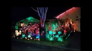 Halloween Outside Lights by Halloween Yard Haunt October 31 2014 Youtube