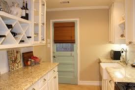 giallo ornamental granite bm white dove cabinets martha stewart