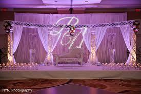 indian wedding decorators in nj bridgewater nj indian wedding by nynj photography maharani weddings