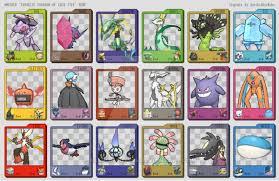 Pokemon Type Meme - favorite pokemon of each type meme by astronautv24 on deviantart