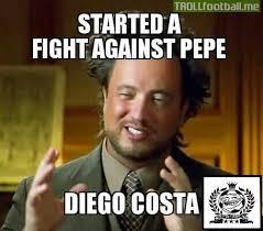 Diego Costa Meme - just diego costa troll football