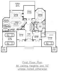 devereaux castle house plans spacious house plans devereaux house plan devereaux house plan first floor plan archival designs