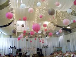 love pink paper lanterns with our dove grey paper lanterns add