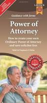 Power Of Attorney Form Uk Free power of attorney form pack amazon co uk richard dew