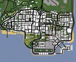 Compton Gang Map Los Santos Gta Wiki Fandom Powered By Wikia