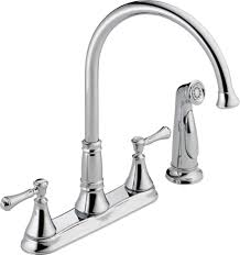 delta signature single handle pullout kitchen faucet and delta