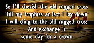Song Lyrics Old Rugged Cross The Old Rugged Cross Slow Instrumental Youtube