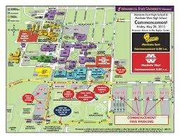 Map Of Page Arizona by Maps U0026 Directions U2013 Parking U2013 Minnesota State University Mankato