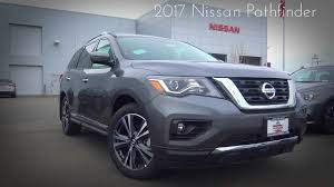 nissan pathfinder platinum 2017 nissan pathfinder platinum 3 5 l v6 review youtube