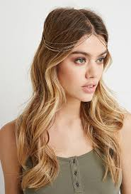 chain headpiece forever 21 draped chain headpiece where to buy how to wear