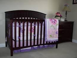 Cherry Convertible Crib Graco Charleston 4 In 1 Convertible Crib In Cherry Color And 3