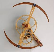 Wood Project Ideas Free by Best 25 Wooden Clock Plans Ideas On Pinterest Wooden Gears