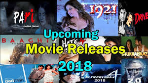 bollywood upcomming movies releases 2018 latest movie updates