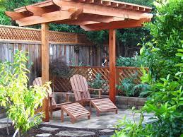 Garden Bench With Trellis How To Plan A Pergola Hgtv