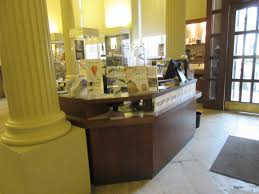 Reception Desk Height by Museum Of The History Of Science Page 2 Access Guide