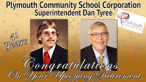 congratulations mr tyree on your upcoming retirement webster