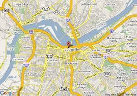 kentucky house map map of the galt house hotel louisville