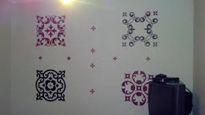 commercial break thursday and great ideas from walls need love baroque pop art walls need love decal