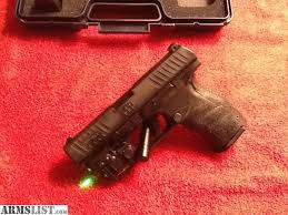 walther ppq laser light armslist for sale trade walther ppq m2 with green laser light combo