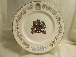 40th anniversary plate elizabeth royal crown duchy 40th anniversary plate ebay