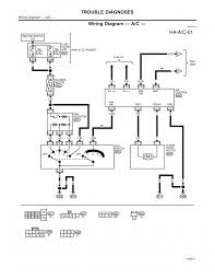 ac wiring diagrams nissan wiring diagrams instruction