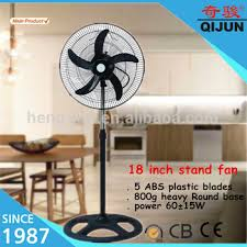 kenmore 18 inch stand fan with remote 18 inch parts electric stand fan with 5 pcs abs blades round base