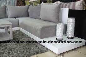 tissu pour canapé marocain sedari pour salon marocain sur mesure galerie avec tissu pour