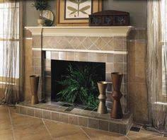 Porcelain Tile Fireplace Ideas by Fireplace Raised Hearth Modern Google Search Fireplace