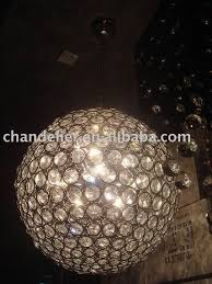 Crystal Chandelier Ball Modern Ball Crystal Chandelier Om690 300 Oceanlamp China