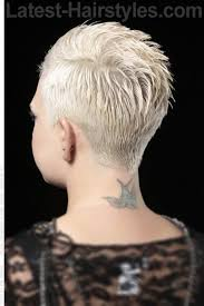 sexy hot back views of pixie hair cuts 39 short hairstyles for round faces you can rock