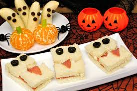 spooky food for halloween party halloween halloween pinterest snacks food and picnic foods 1689