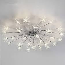 luminaires chambre moderne led plafond le ciel étoiles plafond éclairage chambre