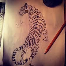 tiger tattoo designs pictures symbolism tribal tiger tattoo design tattoo ideas pinterest tribal