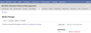 online tests designing your test u2013 populi knowledge base