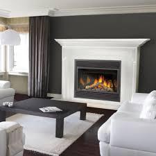 stone around fireplace contemporary gas fireplace designs indoor