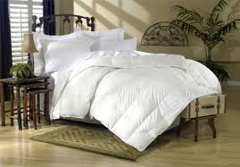 Queen Down Comforter Egyptian Bedding 1200 Thread Count King 1200tc Siberian Goose Down
