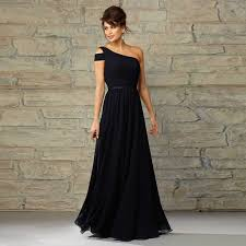 popular black chiffon short bridesmaid dresses buy cheap black