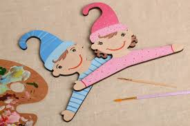 Childrens Coat Hangers Designer Hangers Clothes Bedroom And Living Room Image Collections