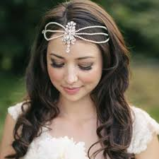 forehead bands wedding forehead bands and brow bands